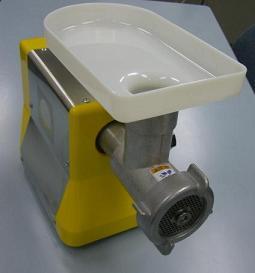 ボニー キッチンミンサー 電動式 BK-220 3.2mmプレート付 電動ミンサー ミンチ機 送料無料 家庭用100V 肉挽き機 レストラン 専門店で使用