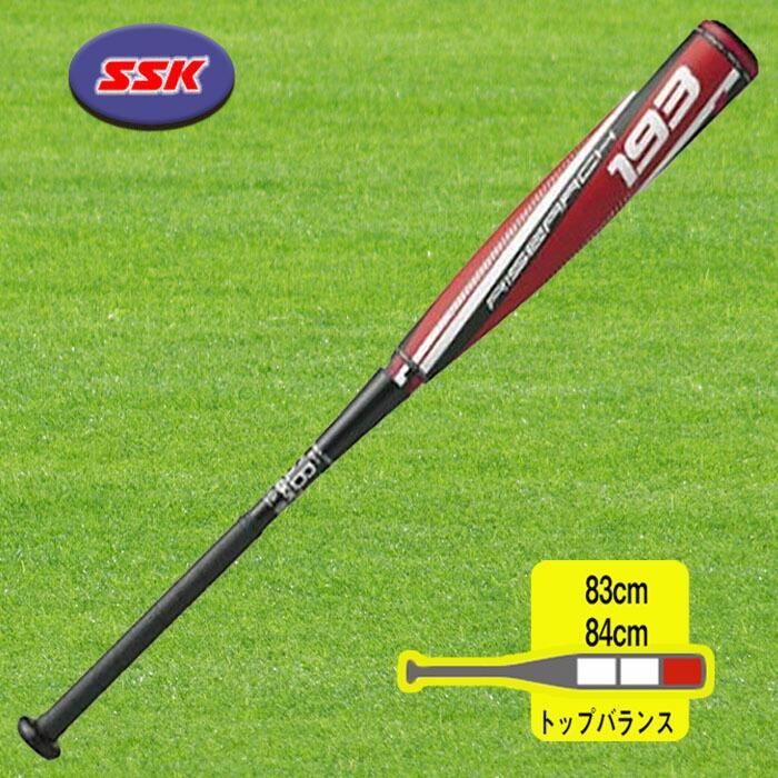 SSK 野球 軟式 FRP製バット ライズアーチ193 軽量モデル トップバランス 83cm 84cm SBB4016-2090