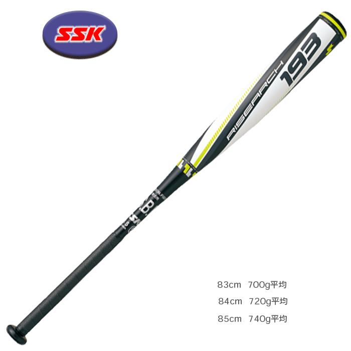 エスエスケイ SSK 一般軟式用RPカーボンバット ライズアーチ193 トップ 83cm 84cm SBB4014