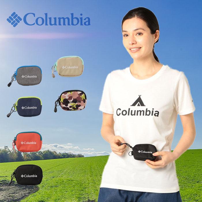 丸みのあるデザインのシンプルなコインケース 超歓迎された ランキング総合1位 Columbia コロンビア プライスストリームコインケース PU2200 PriceStreamCoinCase