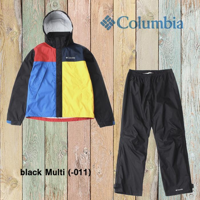 Columbia(コロンビア) シンプソンサンクチュアリレインスーツ PM0124