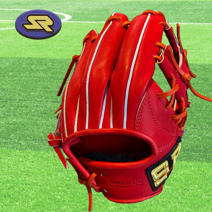 SUREPLAY(シュアプレイ) 硬式 グラブ 内野手 セカンド・ショート用 αDIMA 野球 SBGAD1206-ROR