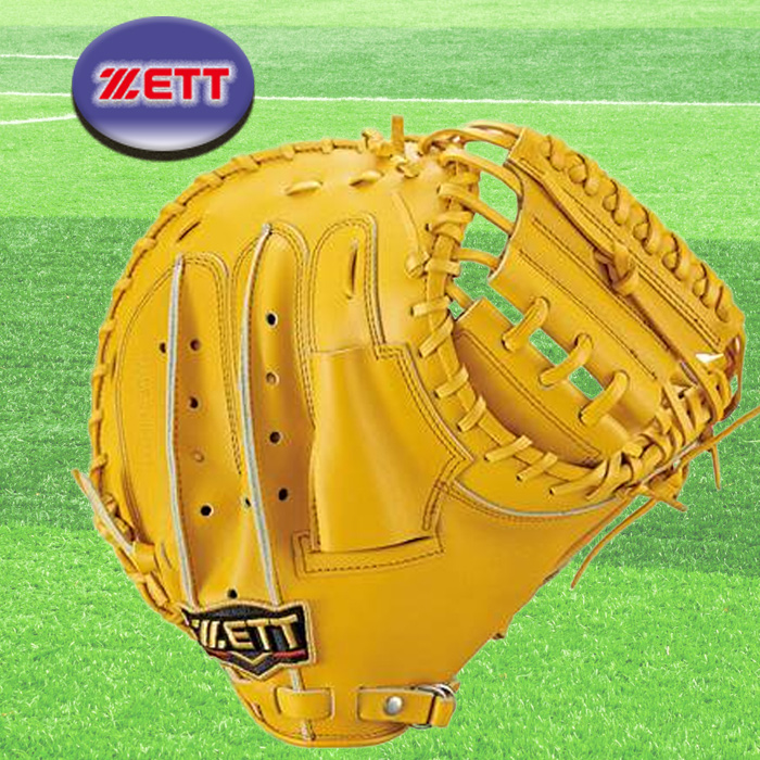 ZETT ゼット 硬式 キャッチャーミット プロステイタス BPROCM920-5400 小林タイプ 限定品