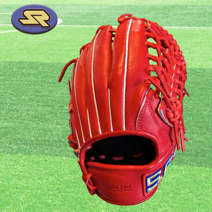 SUREPLAY(シュアプレイ) 軟式 グラブ 内野手 αDIMA 野球 SBGAD4305-ROR