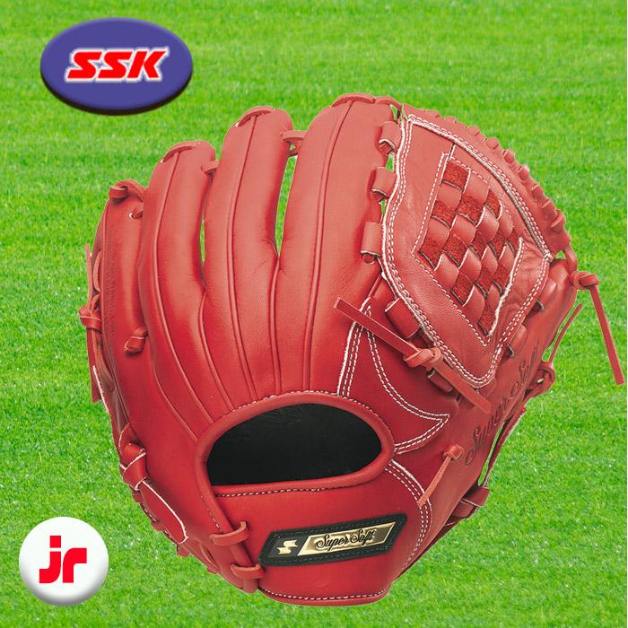 SSK 少年軟式グラブ オールラウンド用 グローブ WEB限定 スーパーソフト 野球 オールラウンド用グローブ ジュニア エスエスケイ 売り込み SSJ21121-32
