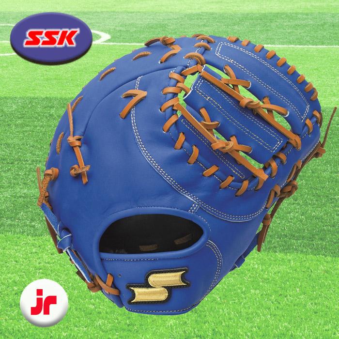 SSK(エスエスケイ) 少年軟式ファーストミット 一塁手用 スーパーソフト 野球 SSJF201F
