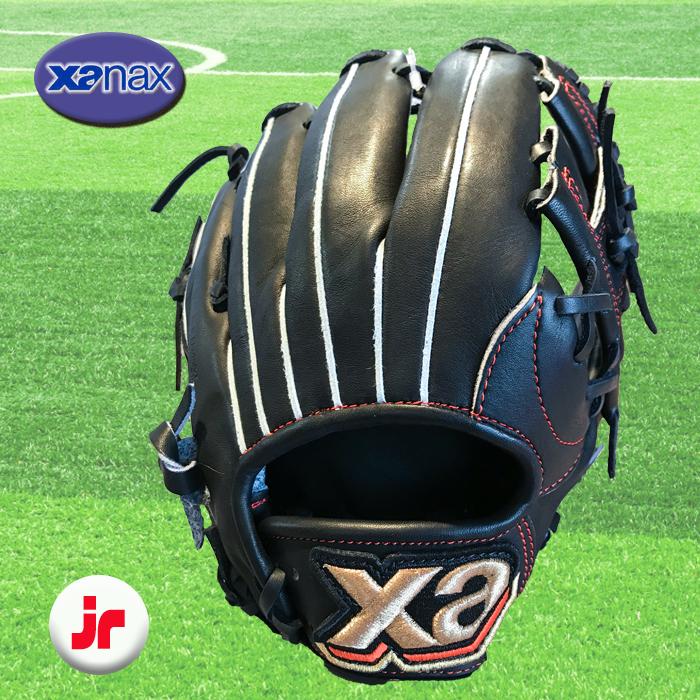ザナックス xanax 野球 少年軟式グラブ 右投用 オールランド ザナパワー BJG4020-90