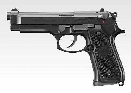 【送料無料】 東京マルイ ガスブローバック M92F ミリタリーモデル 18才以上用