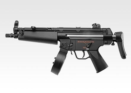 【送料無料】 東京マルイ 電動ガン ハイサイクルカスタム H&K MP5A5 18才以上用
