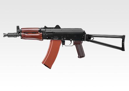 【送料無料】 東京マルイ 次世代電動ガン AKS74U 18才以上用