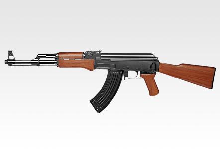 【送料無料】 東京マルイ 電動ガン スタンダードタイプ AK47 固定ストック 18才以上用
