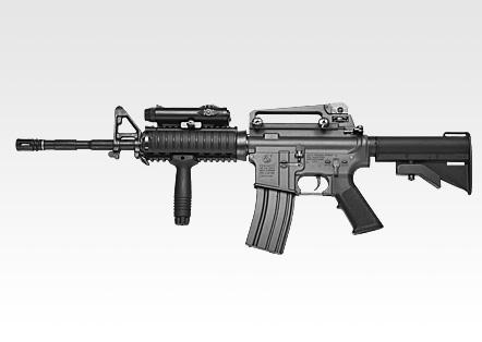 【送料無料】 東京マルイ 電動ガン スタンダードタイプ コルト M4A1 リスバージョン 18才以上用