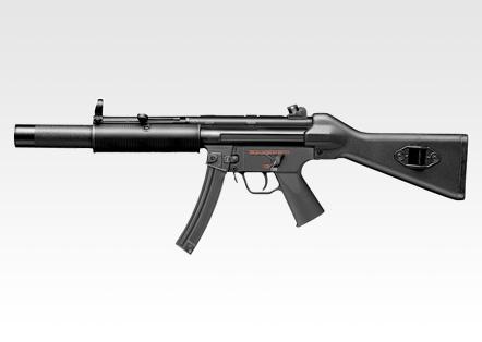 【送料無料】 東京マルイ 電動ガン スタンダードタイプ H&K MP5 SD5 18才以上用