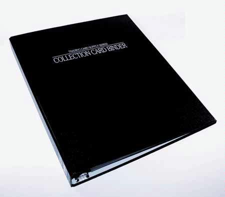 コレクションカードバインダー・9ポケット 【送料無料】 コレクションカードバインダー・9ポケット やのまん