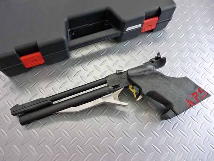 【送料無料】マルゼン APS-3 オリジナル 公式認定競技銃 18才以上用, 編み糸織り糸の「小糸屋」 f3a5c725