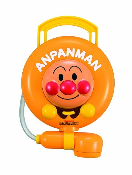 Anpanman shower anywhere