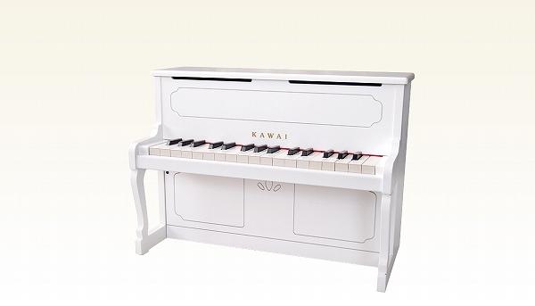 【送料無料】 アップライトピアノ ホワイト 1152 日本製 国産