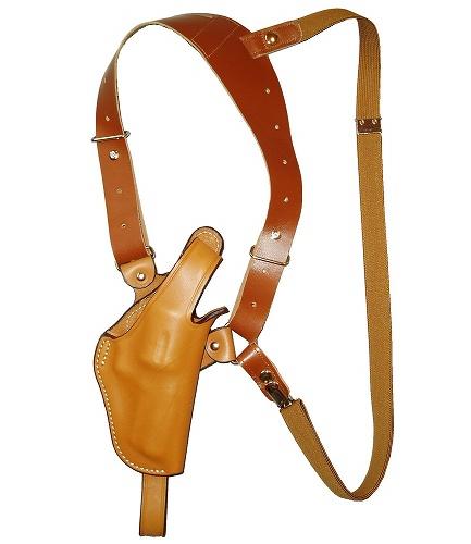 ショルダーホルスター 牛革製 ブラウン S230-Br
