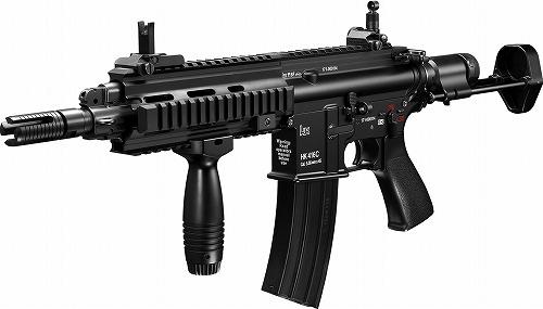 【送料無料】 東京マルイ 次世代電動ガン No.22 HK416C Custom 18歳以上用