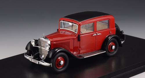 【送料無料】メルセデス・ベンツ 170 リムジン W15 1935 レッド 国際貿易
