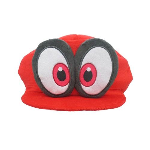 送料無料 沖縄県 離島を除く スーパーマリオ ついに再販開始 オデッセイ SUPERMARIO ぬいぐるみ マリオの帽子 ODYSSEY 新作送料無料 全長27cm キャッピー