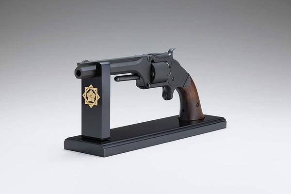 【送料無料】 坂本龍馬 愛用拳銃 スミス&ウェッソン モデル2 アーミー 限定品 坂本龍馬の銃