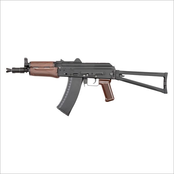 【送料無料】 KSC ガスブローバックライフル AKS74U 18歳以上用