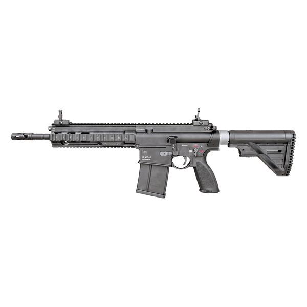 【送料無料】 KSC ガスブローバックライフル HK417A2 18歳以上用