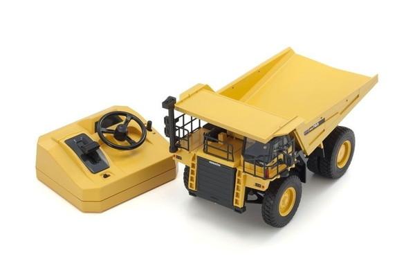 【入荷しました!】 【送料無料】 R/C 1/50 IRC建設機械 コマツダンプトラック ハイグレードモデル Aバンド 3台同時走行可能 完成品ラジコン 66003HGA