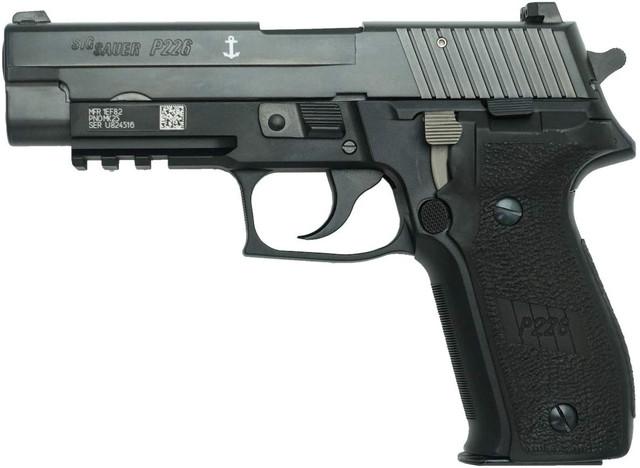 【送料無料】 発火モデルガン シグ P226 マーク25 フレーム ヘビーウェイト エボリューション2 SIG P226 Mk25 EVO2 frame HW