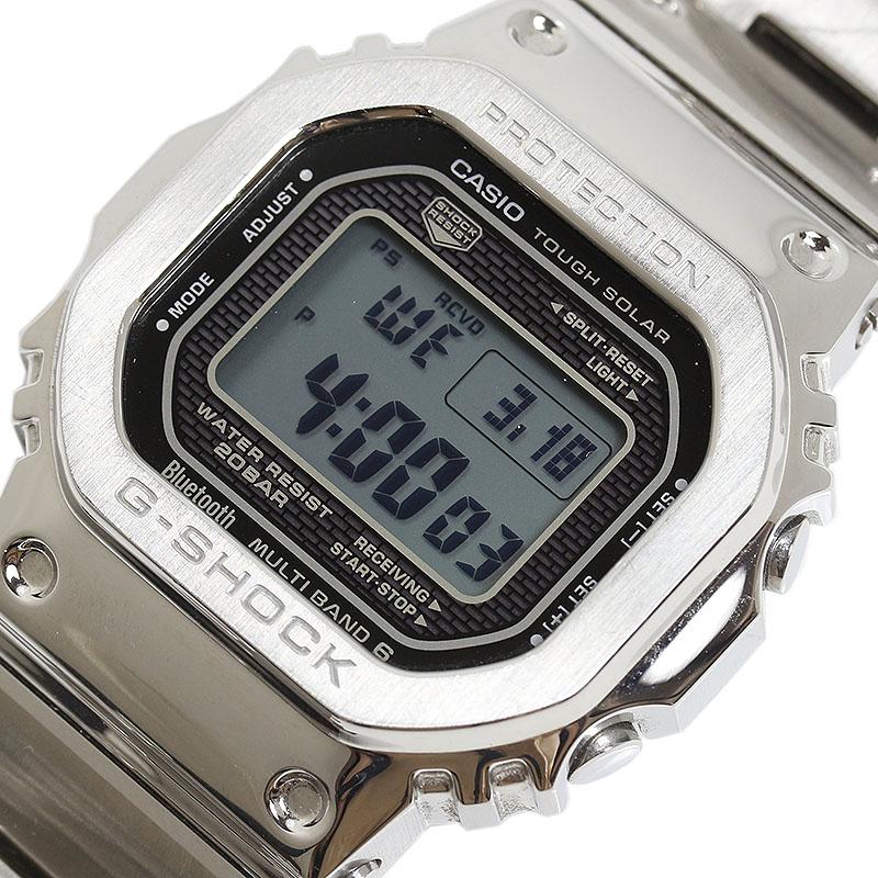 カシオ CASIO G-SHOCK フルメタルシリーズ GMW-B500 ソーラー メンズ 腕時計【中古】