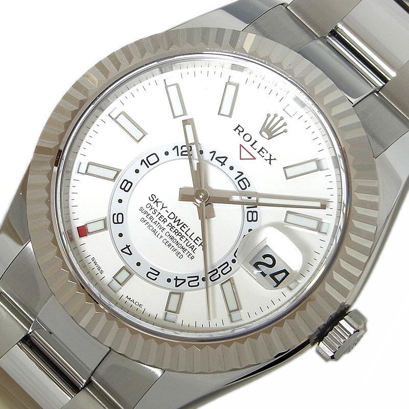 大特価放出! ロレックス 腕時計【】 ROLEX スカイドゥエラー 326934 自動巻き スカイドゥエラー 自動巻き メンズ 腕時計【】, 焼きまんじゅうshop  田中屋製菓:ace326f8 --- baecker-innung-westfalen-sued.de