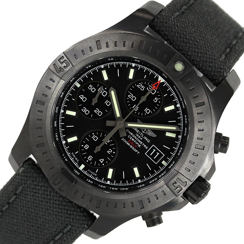 ブライトリング 2020新作 腕時計 メンズ 送料無料 BREITLING 自動巻き M13388 完全送料無料 中古 コルト