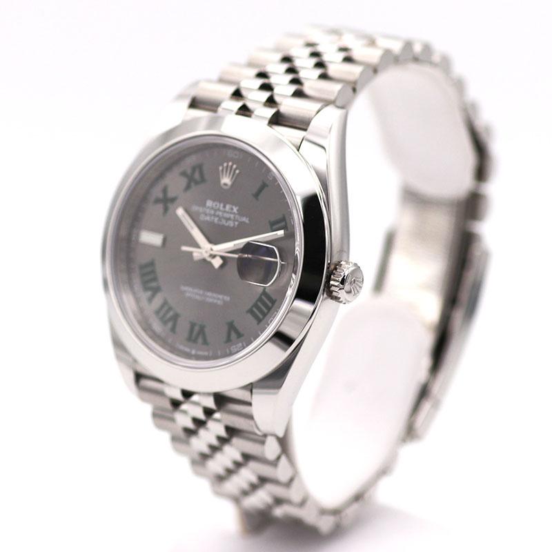【テレビで話題】 ロレックス ROLEX デイトジャスト41 126300 自動巻き メンズ 腕時計【】, アンドイット (and it_) b5d96dfc