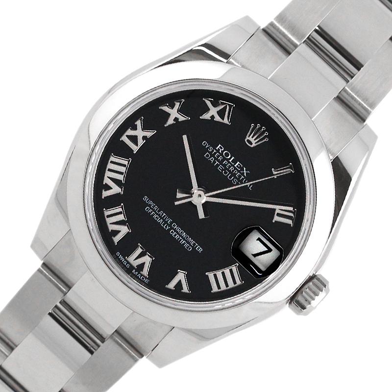 ロレックス 腕時計 ユニセックス 送料無料 セール特価 ROLEX デイトジャスト 価格 交渉 自動巻き 178240 中古