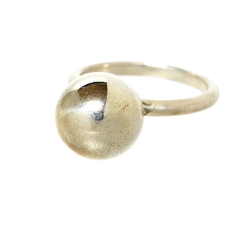 ティファニー リング 指輪 レディース 送料無料 TIFFANY 割引 中古 ボール CO ジュエリー 35%OFF ハードウェア シルバー925