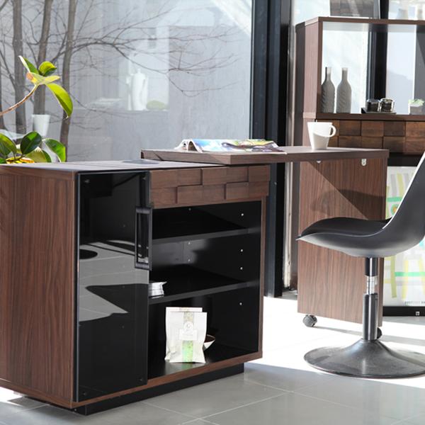 Auc-orangeinterior: Counter Kitchen Desk Completed Width