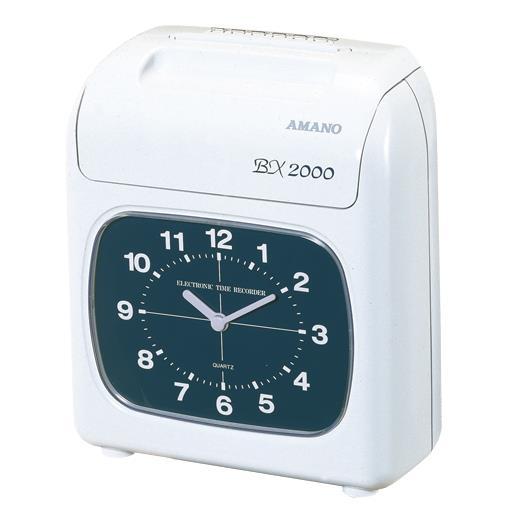 アマノ[BX-2000]タイムレコーダー           ★[オフィス機器][タイムレコーダー][タイムレコーダー]