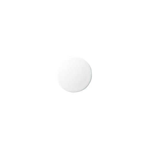 クラウン[CR-MG15-WX10]カラーマグタッチ丸型 15mm 白[事務用品][掲示用品][マグネット用品]