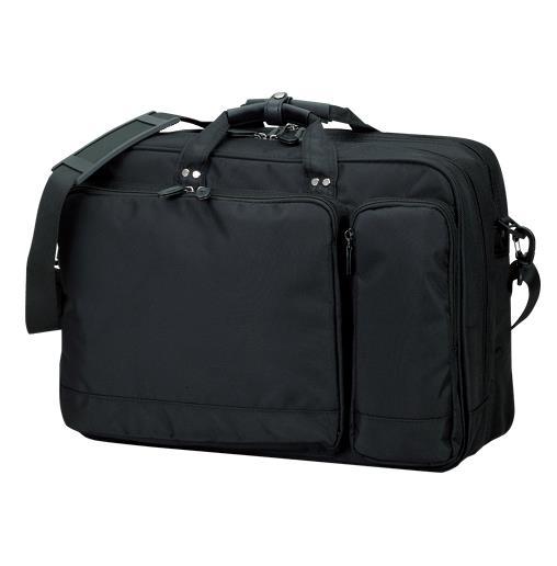 クラウン[CR-BB742-B]カジュアルビジネスバッグ[ファイル・ケース][ケース・バッグ][ビジネスバッグ]