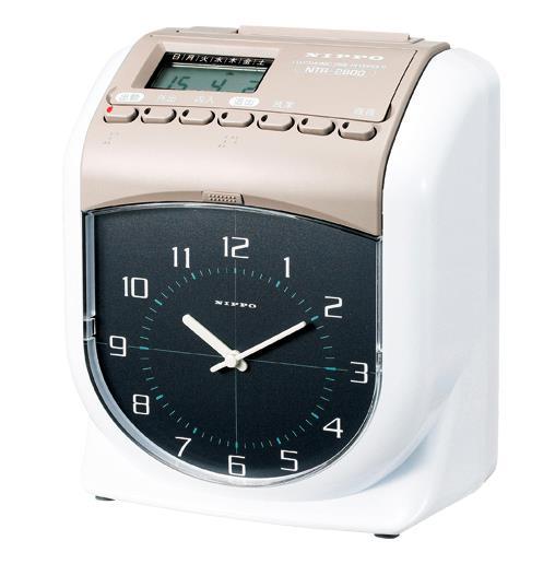 ニッポー[NTR-2800]タイムレコーダー NTRー2800[オフィス機器][タイムレコーダー][タイムレコーダー]