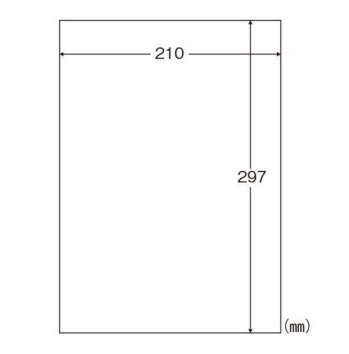 ヒサゴ[BPC2000Z]A4ノーカーボン白紙 大入[PC関連用品][OA用紙][マルチプリンタ用帳票]