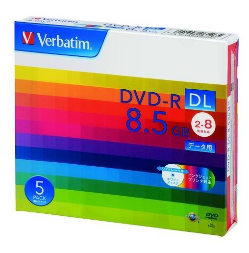 三菱化学メディア[DHR85HP5V1]PC DATA用 DVD-R[PC関連用品][メディア][DVD-R]