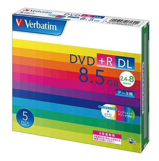 三菱化学メディア[DTR85HP5V1]PC DATA用 DVD+R[PC関連用品][メディア][DVD+R]