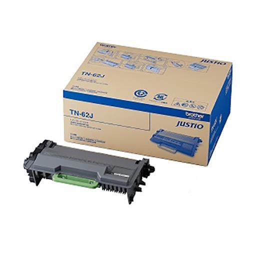 ブラザー販売[TN-62J]トナーカートリッジ[PC関連用品][トナー・インクカートリッジ][モノクロレーザートナー]