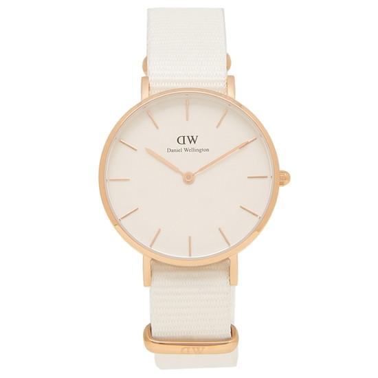 ダニエルウェリントン 時計 Daniel Wellington DW00600311 CLASSIC クラシック 32MM クォーツ レディース腕時計ウォッチ ホワイト