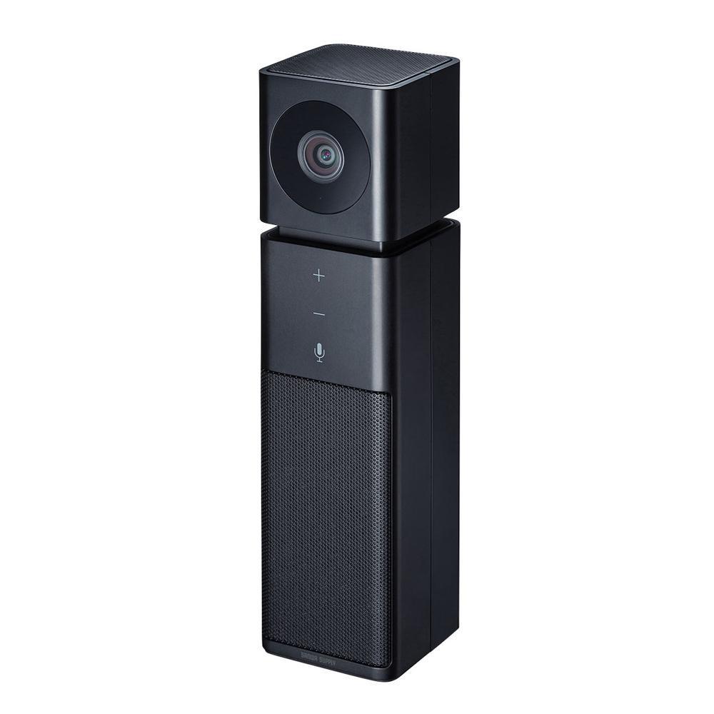 カメラ内蔵USBスピーカーフォン 優先配送 限定価格セール CMS-V47BK