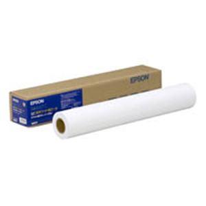 (業務用5セット) EPSON(エプソン) MC厚手マット紙ロール MCSP24R4 610mm
