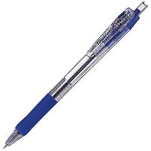 (業務用50セット) ゼブラ ZEBRA ボールペン タプリクリップ0.7BN5-BL青10本
