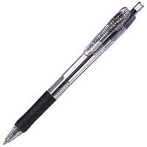 (業務用50セット) ゼブラ ZEBRA ボールペン タプリクリップ0.7BN5-BK黒10本
